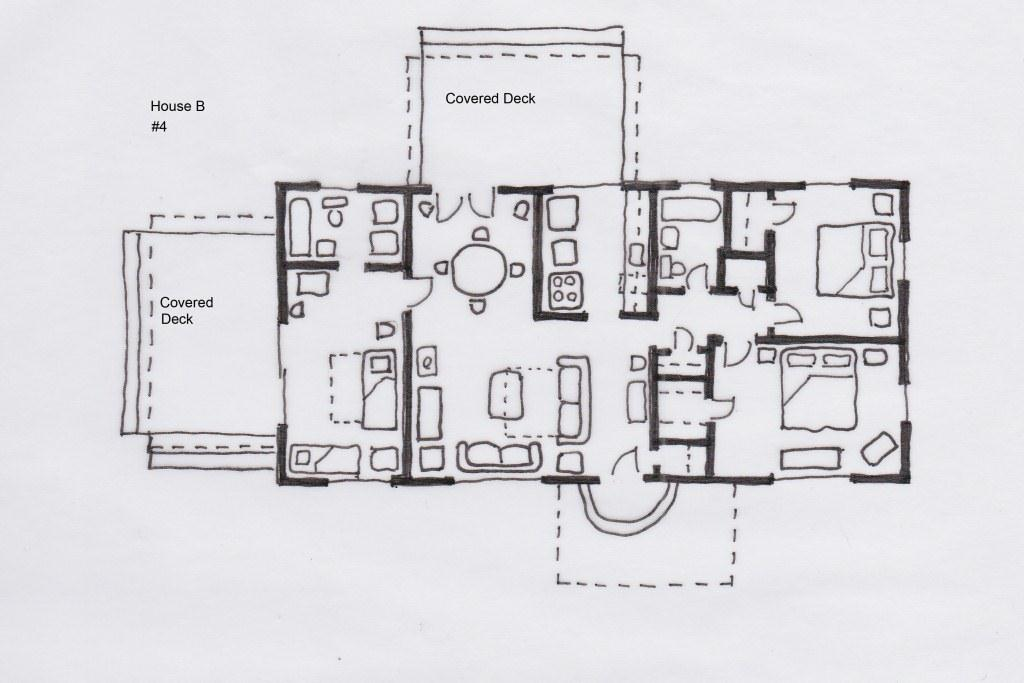Floor Plan Home B » Desert Oak Stargazer Vacation Rentals in Taos on santa fe home design plans, key west home design plans, california home design plans,